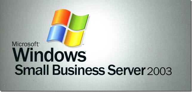 Microsoft SBS 2003 logo