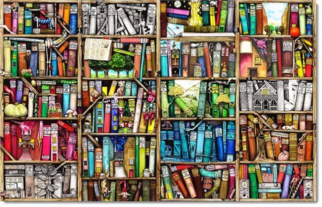 bookshelvesfull