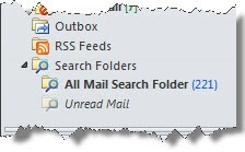 outlooksearchfolder