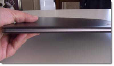 Ultralight notebooks - Lenovo Ideapad U300S