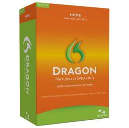 Dragon NaturallySpeaking Home Edition 11.5