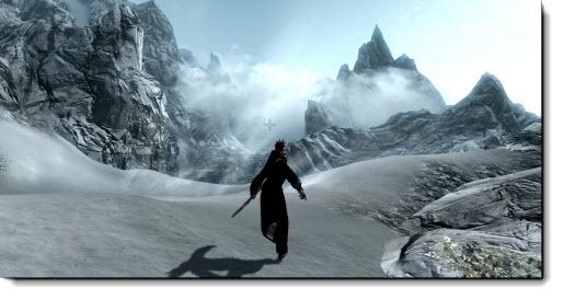 The Elder Scrolls V: Skyrim screen shot