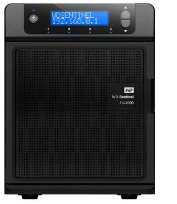 Western Digital WD Sentinel DX4000