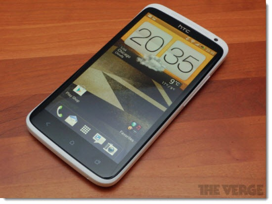 Android - HTC One X
