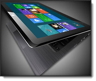 Windows 8 hybrid tablet/notebook - Asus Taichi