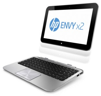 Windows 8 hybrid tablet/notebook - HP Envy x2