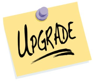 Software upgrades for business