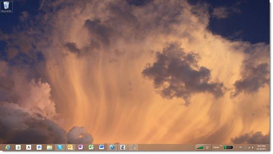 Windows 8 Is Exactly Like Windows 7 - desktop