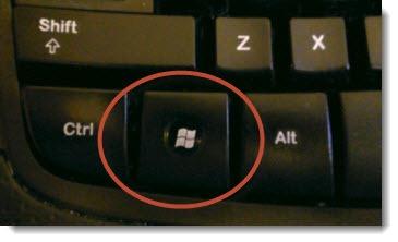 Windows 8 - Windows key to return to Start screen