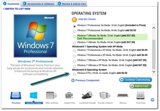 Dell Latitude 6430u - burying Windows 8