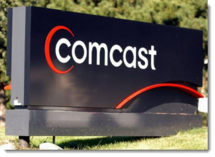 Comcast speeds up Internet service in California