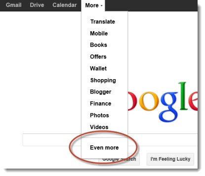 "Google Voice in the ""Even More"" graveyard"