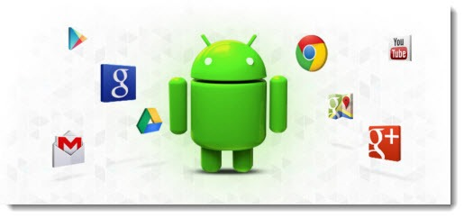 Google Android ecosystem