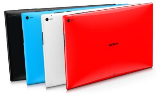 Nokia Lumia 2520 - Windows tablet