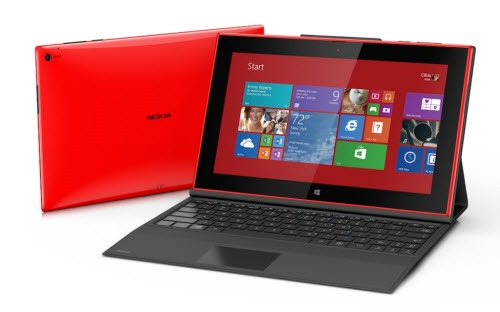 Nokia Lumia 2520 10 inch tablet