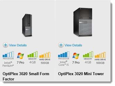 Dell Optiplex 3020 - no Windows 8