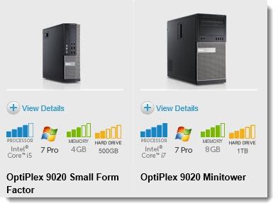 Dell Optiplex 9020 - no Windows 8
