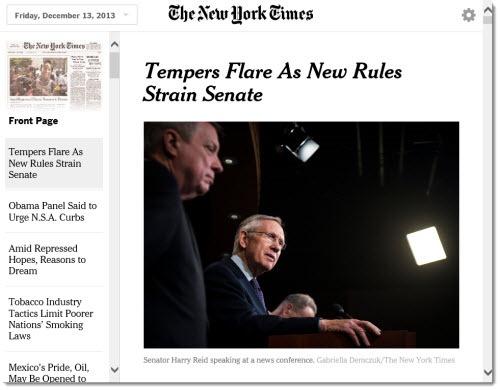 newyorktimestodayspaper