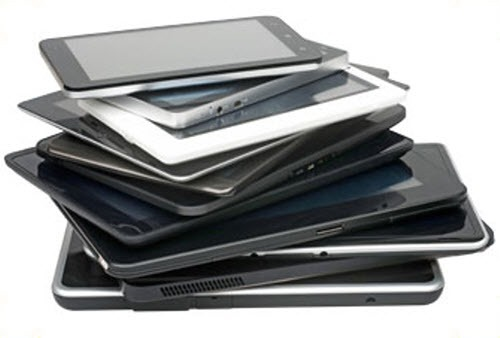 It's a tablet world