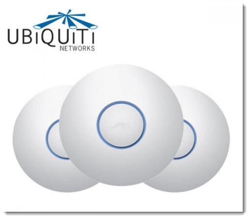 Ubiquiti UniFi wireless access points