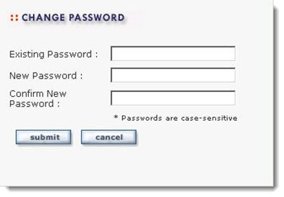 Three tips for changing your password
