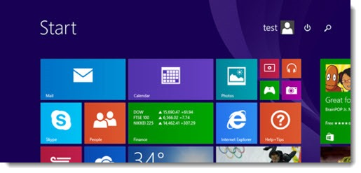 Windows 8.1 Update - improvements for mouse & keyboard users