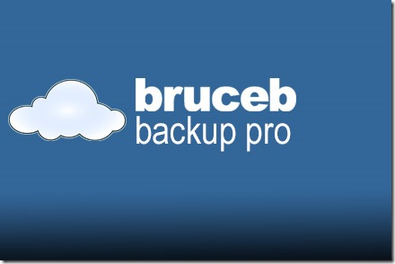 Bruceb Backup Pro - maximum protection, fast recovery
