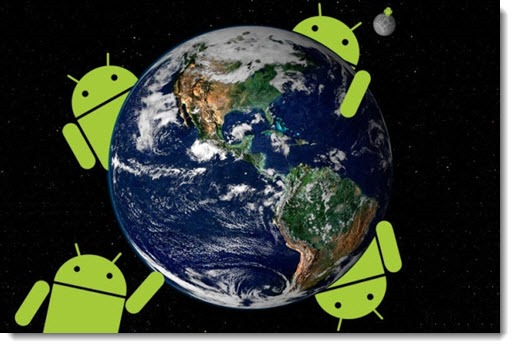 It's an Android world! Is there any hope for Windows Phone?