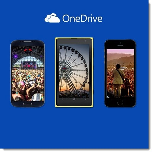 OneDrive - 15Gb free for activating camera roll backup