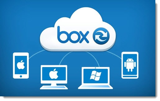Box.com - online file storage for small business