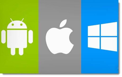 iOS & Android - Windows is a weak alternative on mobile devices