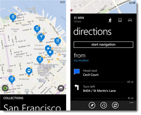 Nokia HERE Maps - soon on Android