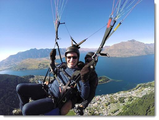 New Zealand GForce Paragliding