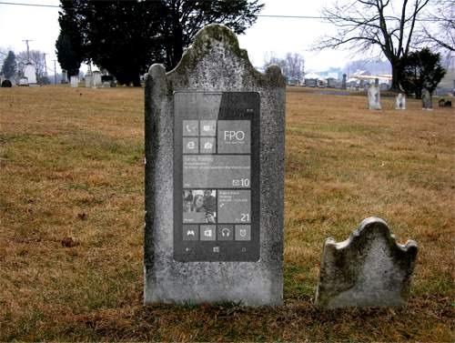 RIP Windows Phone