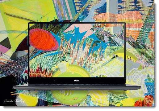 Dell XPS 15 - new Infinity Screen