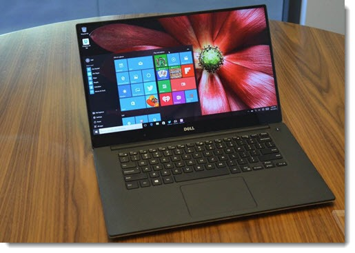Dell XPS 15 - affordable elegance