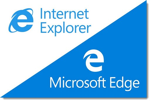 Windows 10 - use Internet Explorer instead of Edge browser