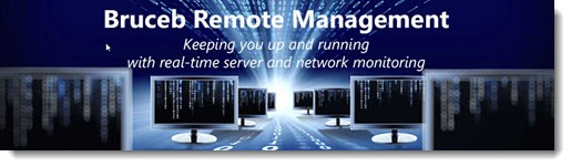Bruceb Remote Management - improved patching & monitoring
