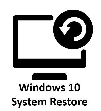 Turn on System Restore in Windows 10