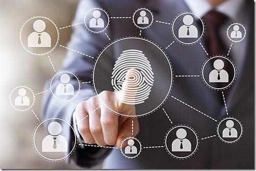 Fingerprint sensors for laptops and Windows Hello