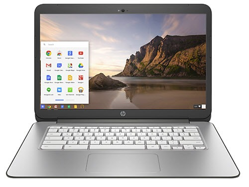 Chromebook from HP