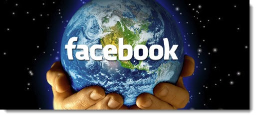 The world is all Facebook, all the time