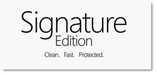 Microsoft Signature Edition PCs help avoid crapware