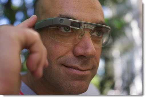 Augmented reality - Google Glass