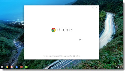 Chromebooks are simple