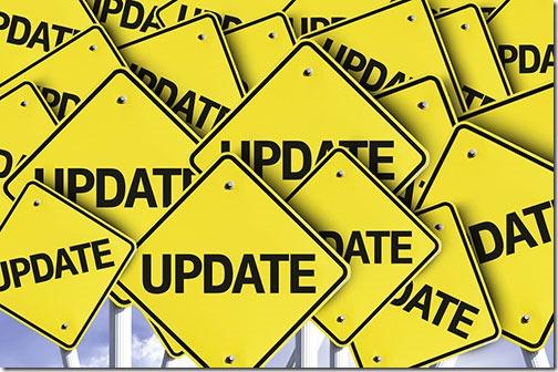 Windows 10 updates updates updates