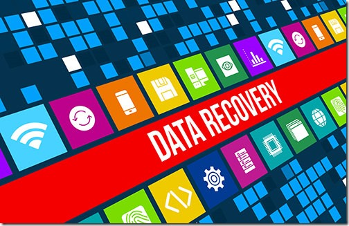 Restore data from backup
