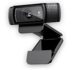 Windows 10 - Logitech C920 webcam
