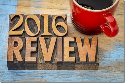 The 2016 Bruceb News Year In Review