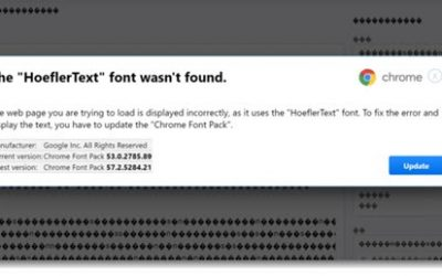 Security Warning: Be Suspicious Of Everything (Including Fonts)